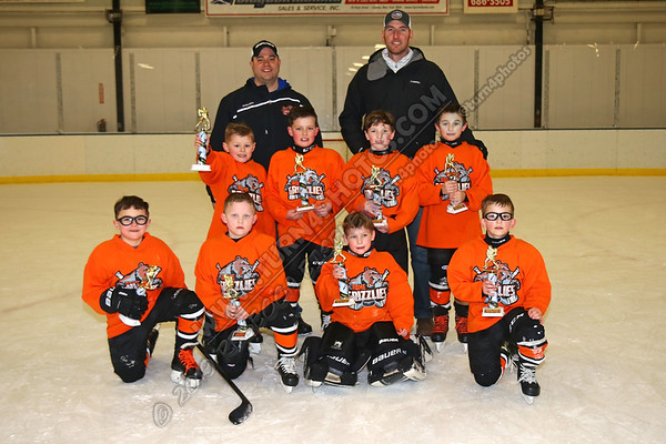 Saturday 02/16/19 Red/White Mites Shiver on the River Games