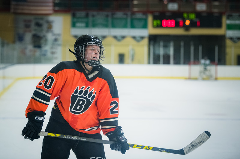 Girls Hockey V Hill Murray--JV