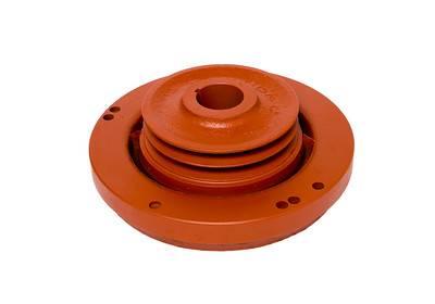 ZETOR 12045 SERIES ENGINE CRANKSHAFT PULLEY