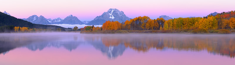 Grand Teton panoramas