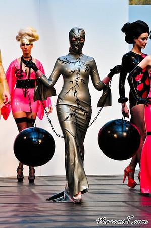 April 2008 - Alternative Fashion Week - Kaori's Latex Dreams