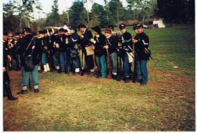 Civil War Reenacting/Sites