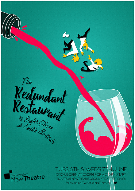 The Redundant Restaurant poster
