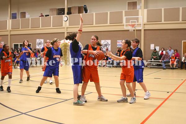Upward Basketball Week 5 3PM game