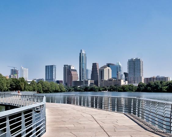 Downtown Austin Aug 2015