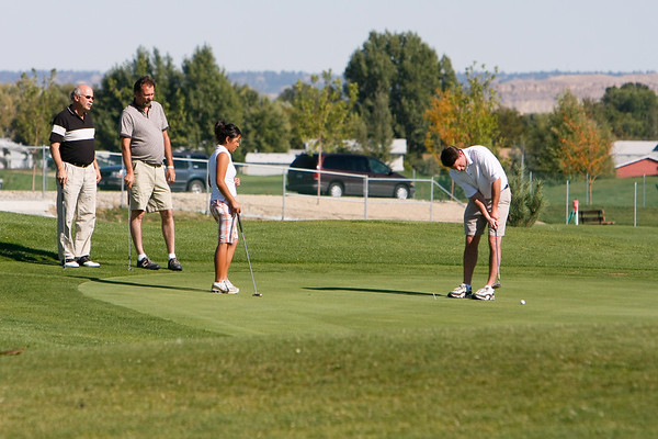 Golf Fund Raiser (9.21.07)