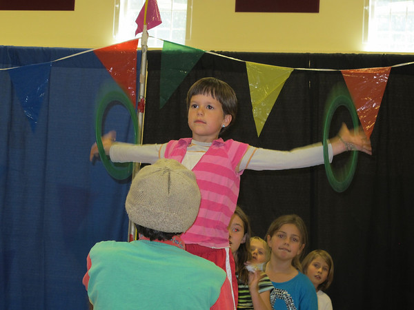 Circus Smirkus @ Albert Bridge School