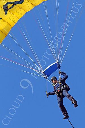 LEAPFROGS: U.S. Navy SEALS' Parachute Team
