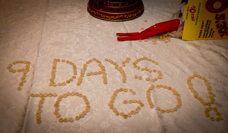 Cereal Countdown