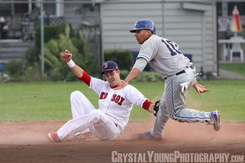 Toronto Maple Leafs at Brantford Red Sox June 20, 2014