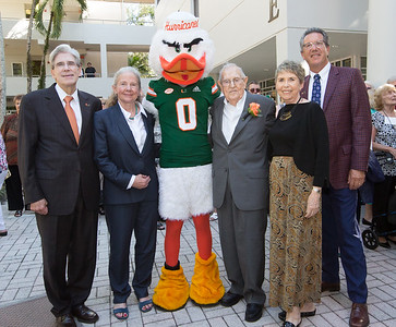 The Naming of the Robert Earle Dooley Building - September 6, 2018