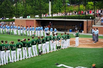 2007 - 2008 Wesleyan Baseball vs. Lovett - State Championship, Game 1