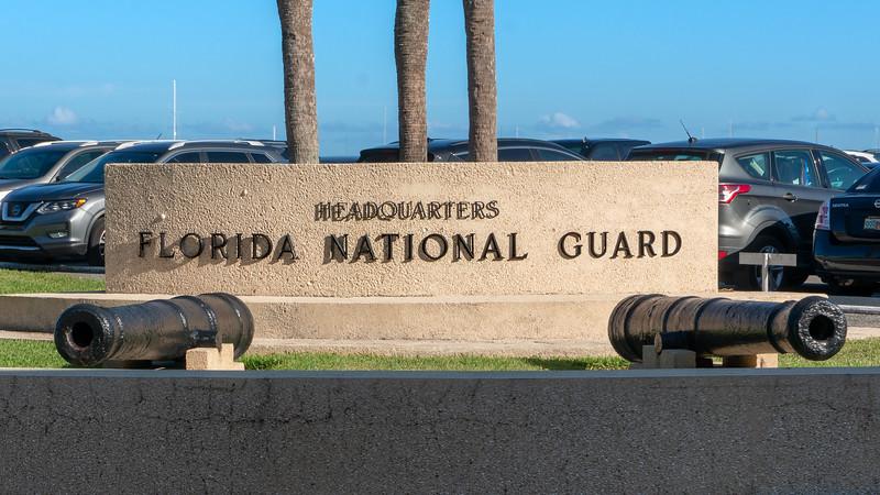 Headquarters Florida National Guard