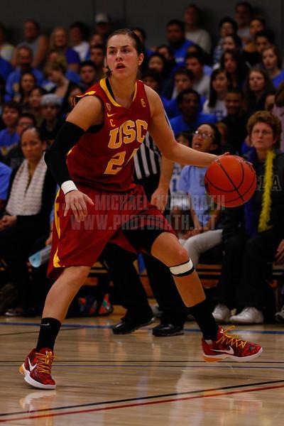 USC at UCLA 01/14/2012