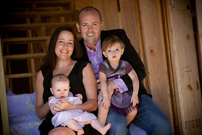Eakman Family Portraits | October 2011