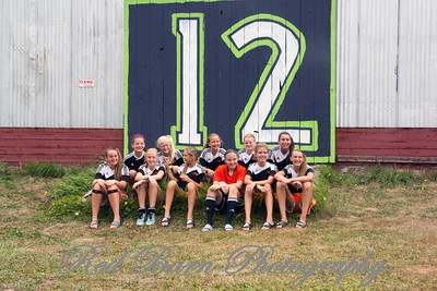 Girl's 12th Man Soccer