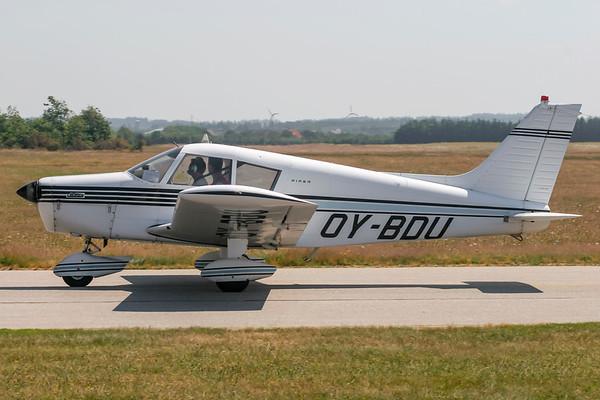OY-BDU - Piper PA-28-140 Cherokee E