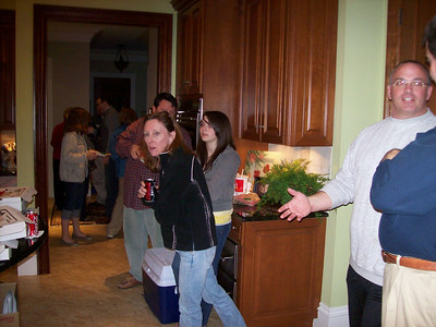 2009 Super Bowl Party!