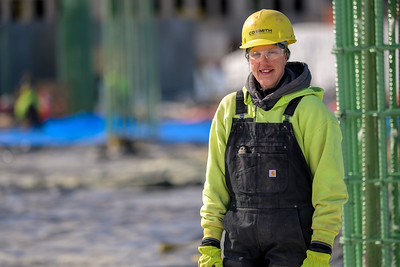C.D. Smith | Women in Construction
