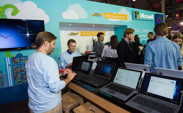 Microsoft @ Web Summit