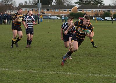 KCRFC v Stourbridge Lions 141213