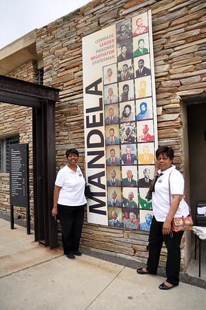 Apartheid Museum   A Castle & Gold Dust Hills