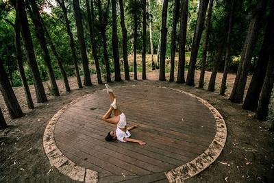 Shani - Ilanot Park Portrait and Dance - Selected