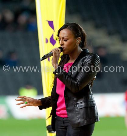 Northampton Saints vs Munster, Heineken Cup, stadium:MK, 21 Janaury 2012