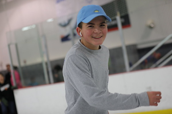 WCMS Ice Skating Party