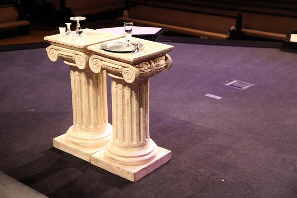 Covenant Church : Sanctuary Pictures 10/23/10