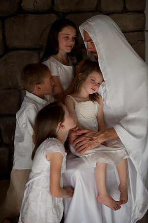 Come Unto Him - Singer Family