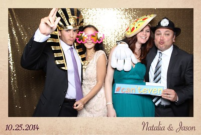 Natalia & Jason   Oct. 25th 2014