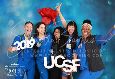 UCSF Prom VIP Entrance