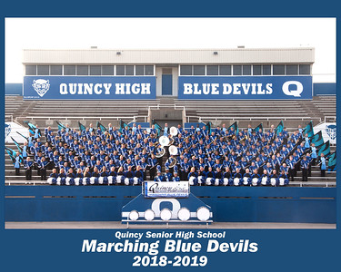 QHS Marching Band - Band Camp 2018