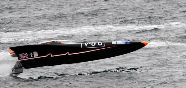 Power Boats - Torquay Grand Prix 2 August 2009