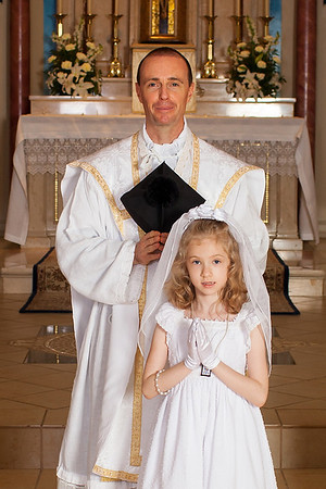 1st Holy Communion 2014
