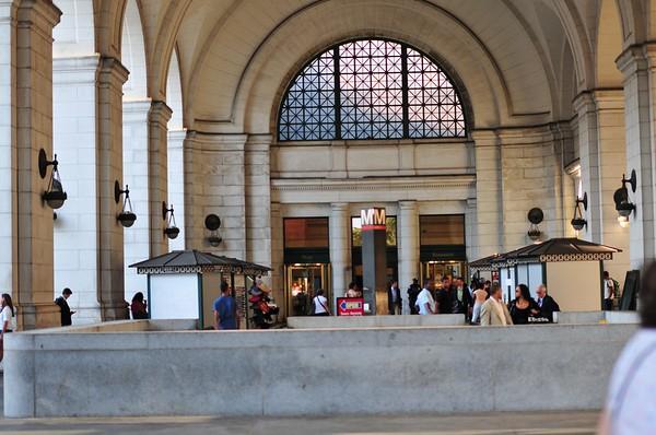 Union Station, Wash DC.