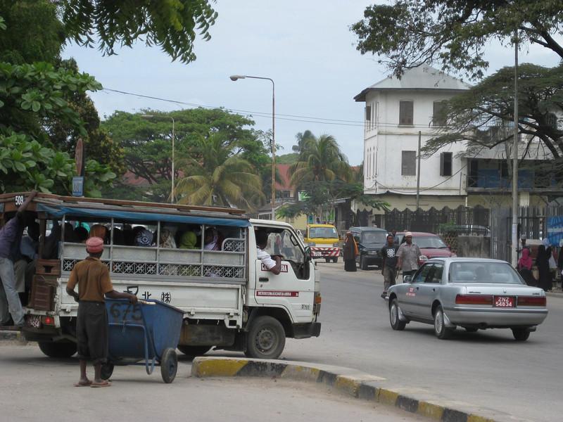 Typical transportation