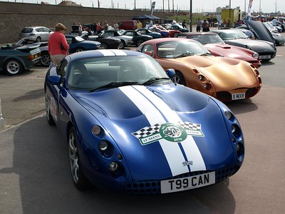 TVR Car Club 'Back Home' event