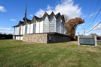 Central United Methodist Church, November 20, 2018