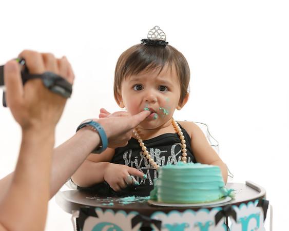 Audrey's 1st Birthday