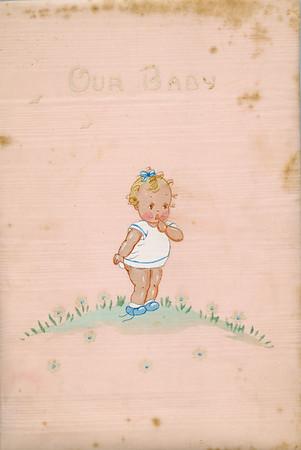 Judy's Baby Book