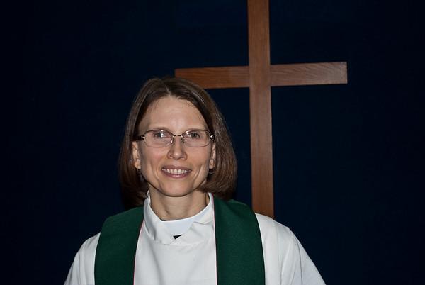 2011 01 30 Pastor Kari Keyl