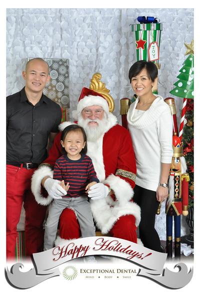 Exceptional Dental Santa Day 2013