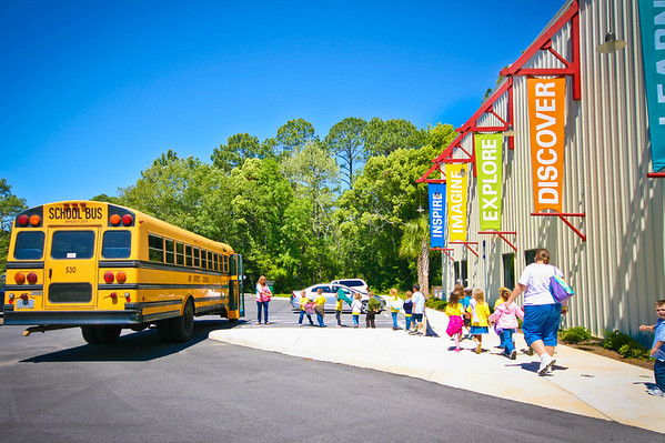 Science & Discovery Center Field Trips