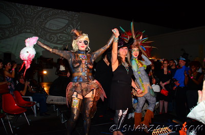 Mad Hatters Masquerade Ball - ARTpool - 03/21/15