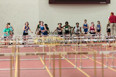 Girl's Hurdles - 2013 MITS State Meet