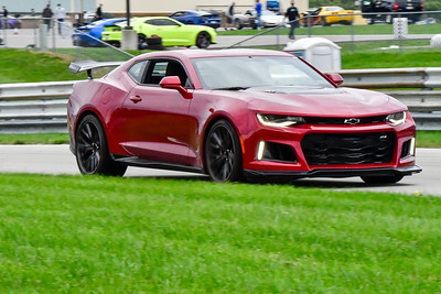 2020 SCCA TNiA Sept 30 Pitt Race Int Burgandy Camaro Wing