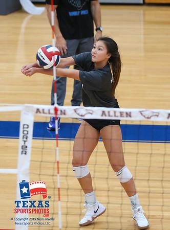 2018-08-18 Allen vs Plano West (Texas Open)