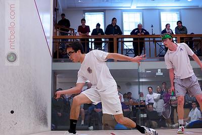 2013-01-19 Noah Browne (Amherst) and Martin Bawden (Hamilton)